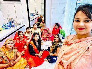 रामबली सेठ आभूषण भण्डार पर उद्घाटन की तैयारियां शुरू, आज से शुरू हुआ अखण्ड रामायण | #NayaSaveraNetwork