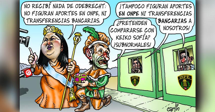 Carlincaturas Martes 15 Agosto 2017 - La República