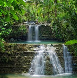 Air Terjun Plumbon atau Curug Plumbon (Curug Kali)