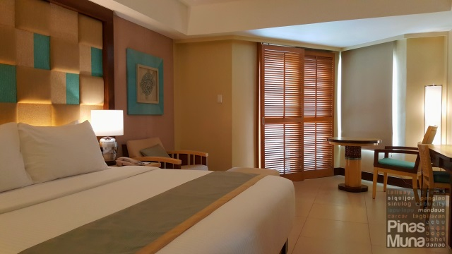 Premier Room of Henann Resort Alona Beach Bohol
