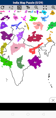 India Map Puzzle mod Apk Download