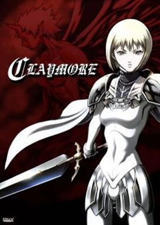 Claymore Legendado