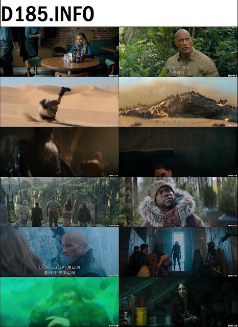 Download and Watch Jumanji The Next Level 2019 Full Hindi Movie Download Dual Audio HDRip 720p