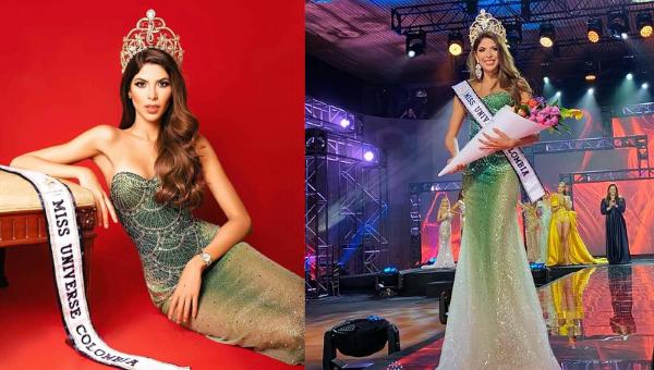 Laura Olascuaga es Miss Universe Colombia 2020