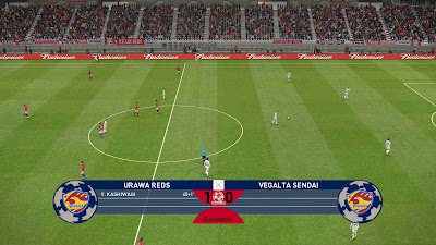 PES 2019 Scoreboard Emperor's Cup 2019 by Hova_Useless