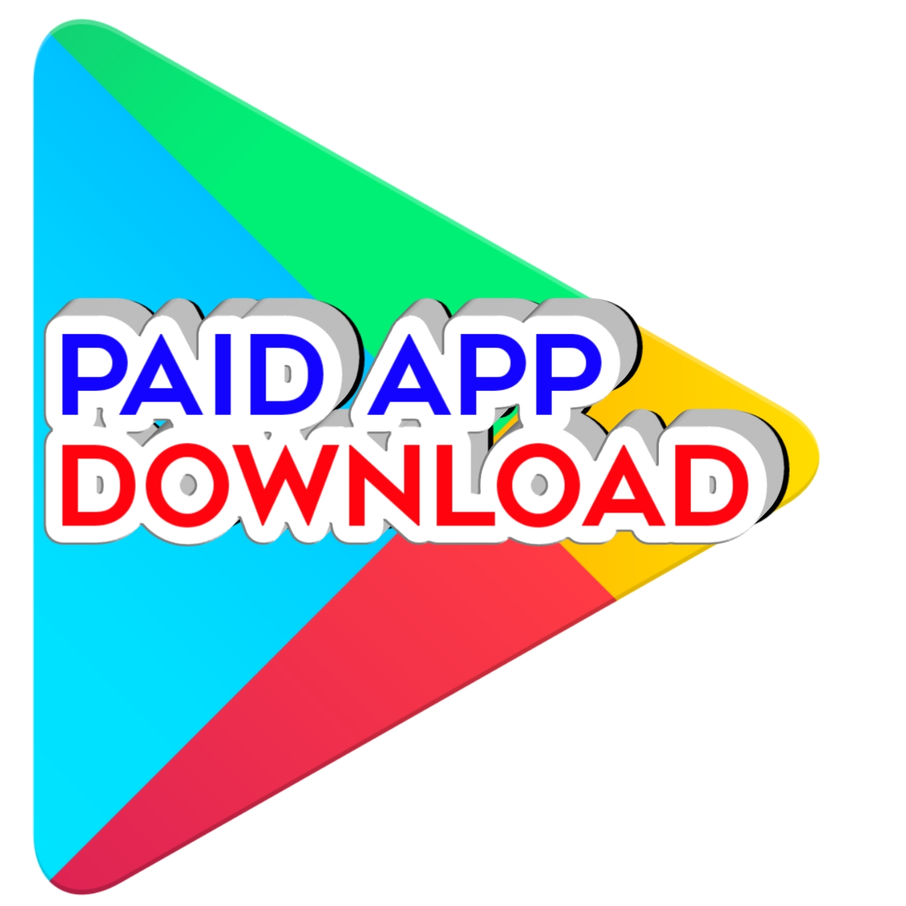 Download any paid apps in the Play Store completely free