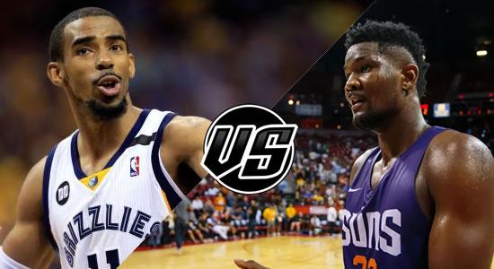 Live Streaming List: Phoenix Suns vs Memphis Grizzlies 2018-2019 NBA Season