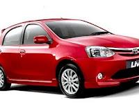 Spesifikasi Toyota Etios Liva 2013 ex Taksi 2017