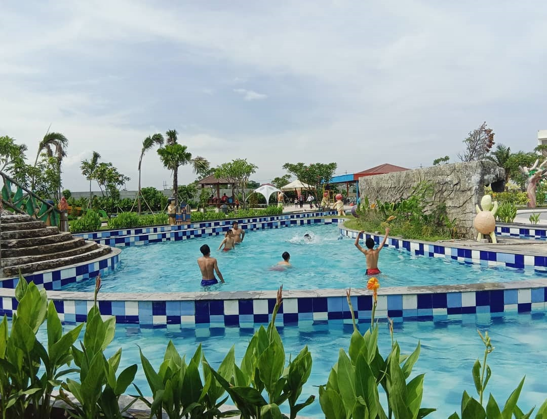 Tiket Masuk Kraton Waterpark
