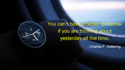 Time quotes - Charles F. Kettering quotes