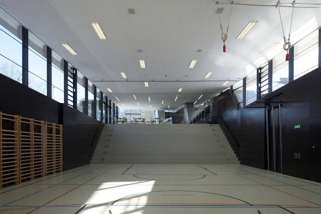 Multipurpose Hall By Laac Architekten