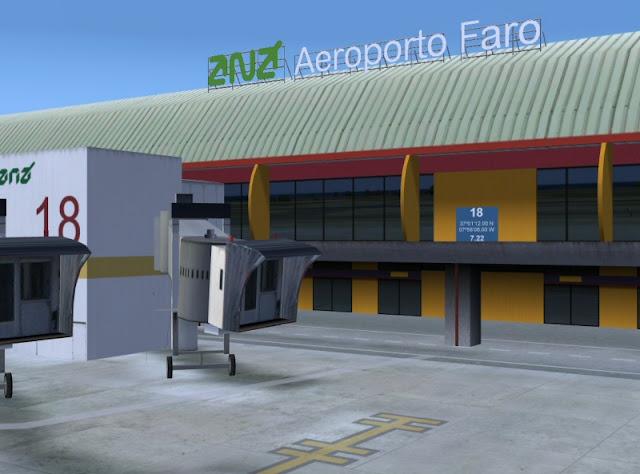 Aluguel de carro no aeroporto de Faro