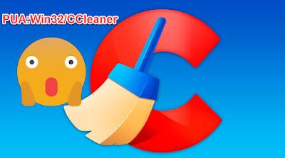 CCleaner يتم إعتباره الأن فيروس خطير في ويندوز 10 من قبل ميكروسوفت