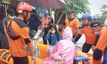 Banjir di Gowa, Sejumlah Warga Dievakuasi