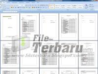 Download Instrumen Pemantauan Kepala Sekolah Format Word Gratis 2016