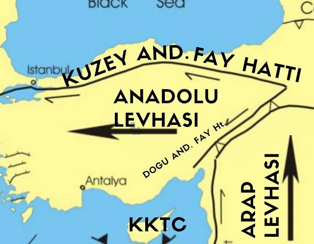 Türkiye'de neden çok sık deprem olur?