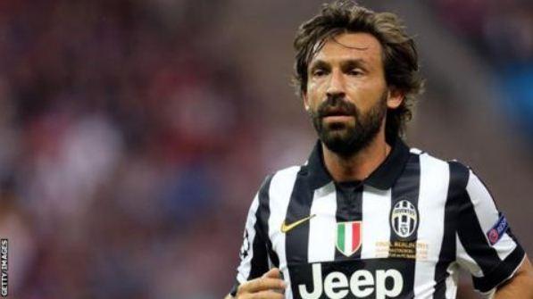 Resmi, Andrea Pirlo Menjadi Pelatih Baru Juventus