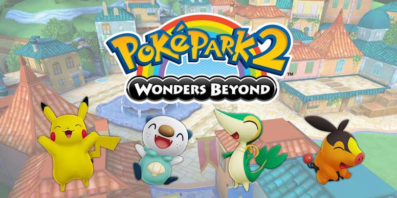 PokéPark 2 Wonders Beyond