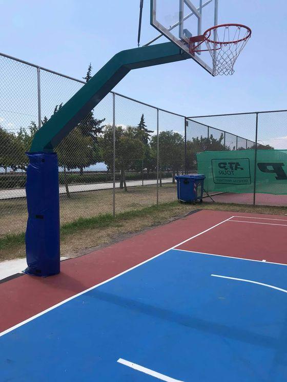 Στυλίδα: το γήπεδο της καλαθοσφαίρισης στο πάρκο του Λαού είναι έτοιμο και έχει δοθεί προς χρήση
