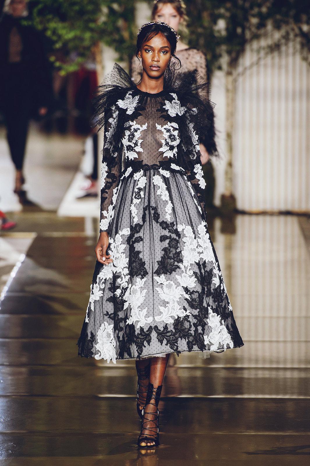 Fashion Inspiration | Runway: Zuhair Murad Fall 2017 Couture