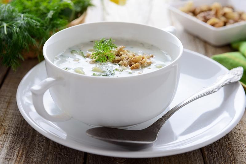 Uzmanından 5 soğuk yaz çorbası tarifi ile…