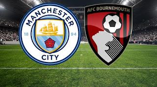 Борнмут – Манчестер Сити смотреть онлайн бесплатно 25 августа 2019 прямая трансляция в 16:00 МСК.