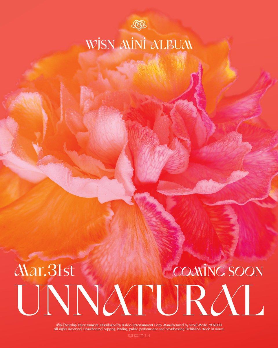 WJSN Announces Comeback Schedule With 'Unnatural' Mini Album