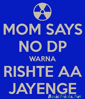 whatsapp dp quotes