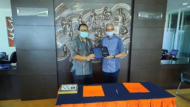 PT INTI dan PT Pos Indonesia Kerjasam Untuk Tingkatkan Layanan Pengiriman Paket
