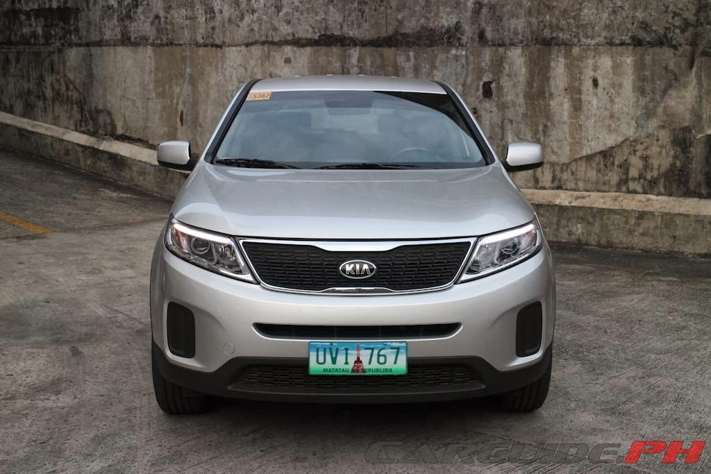Review: 2014 Kia Sorento LX CRDi 2WD 5 Seater