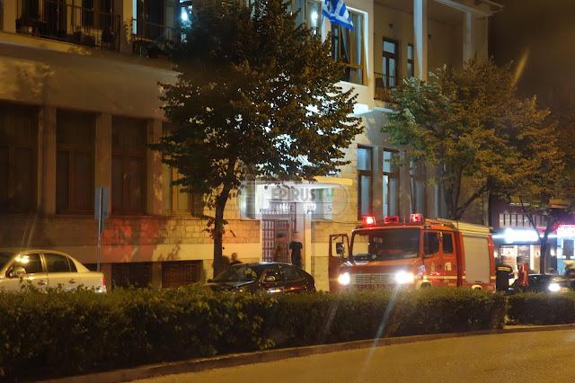 Γιάννενα: Σβήστηκε Άμεσα Φωτιά Στο Μαγειρείο Της ΛΑΦΙ