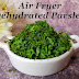 Dried Parsley in GoWise Air Fryer | EVENLY DEHYDRATED | How to Dry Parsley in an Air Fryer