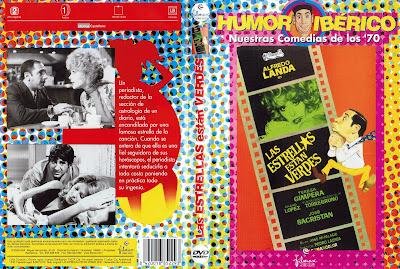 Las estrellas están verdes   1973   Con Alfredo Landa