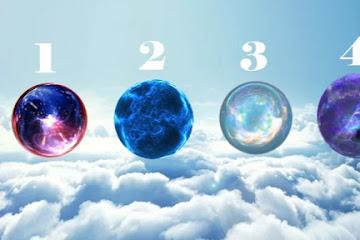 Пройдите Тест: Выбирайте магический шар и узнайте Вашу судьбу