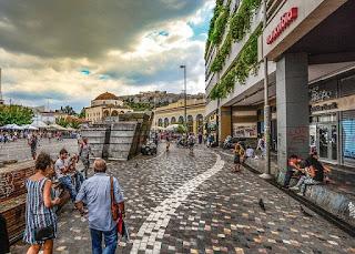 Γερμανοί που ζουν μόνιμα στην Ελλάδα