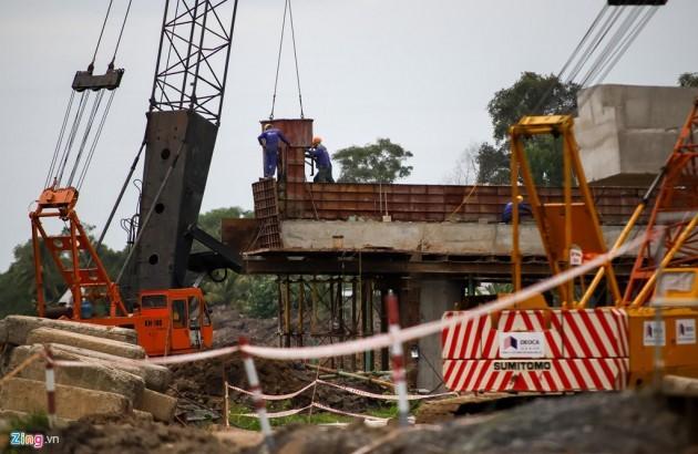 Cao tốc Trung Lương – Mỹ Thuận sau 10 năm khởi công 4