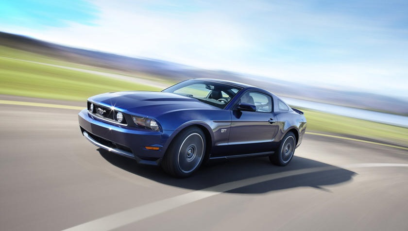 Ford Mustang và những sự thật thú vị hơn nửa thế kỷ