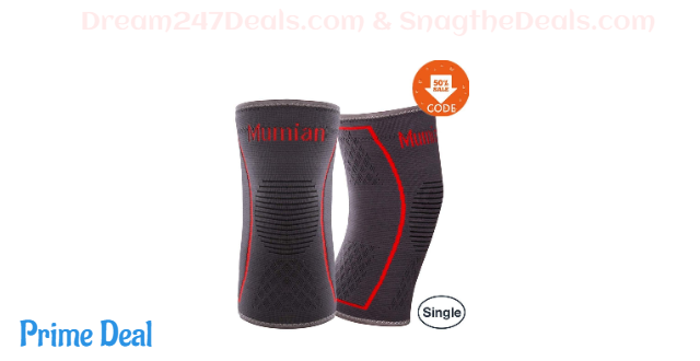 Athletics Knee Sleeves Compression Protective Sleeve 55.06% OFF