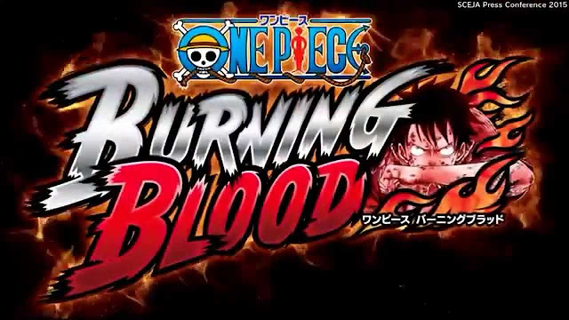 Baixar One Piece Burning Blood (PC) + Crack