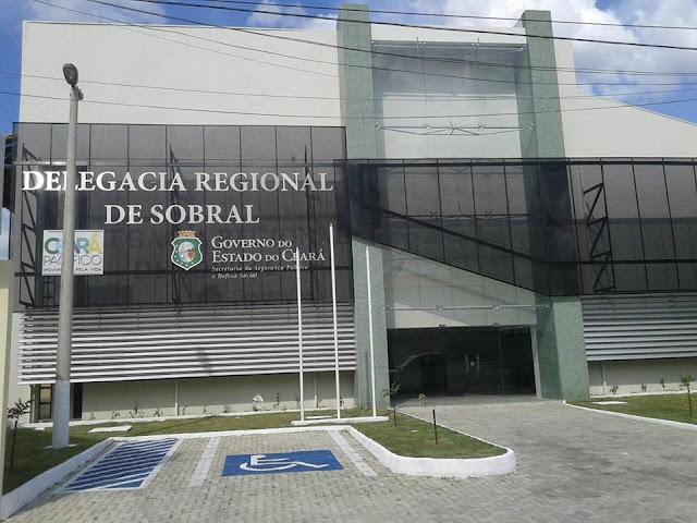 Resultado de imagem para DELEGACIA REGIONAL DE POLICIA CIVIL DE SOBRAL