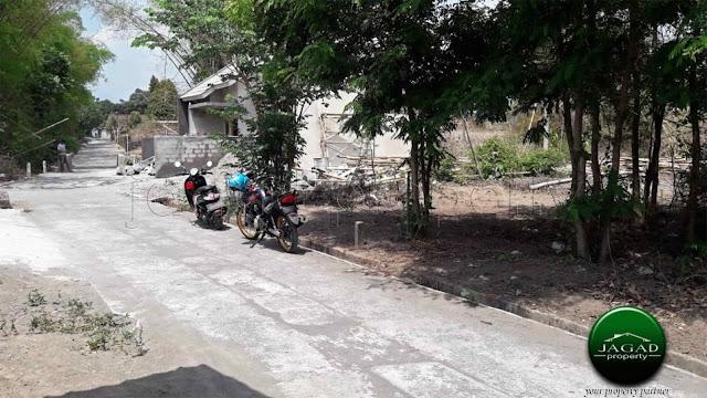 2 Rumah Siap Bangun di Purwomartani
