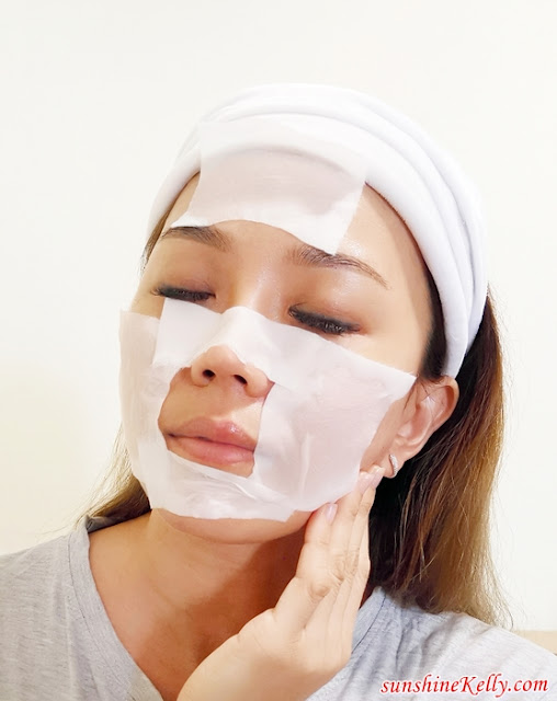 Serum Mask, Yehwadam First Serum, Skin's Qi Balancing, The Face Shop, The Face Shop Malaysia, Beauty, Skincare, Yehwadam, Why Yehwadam First Serum, 5 benefits of yehwadam, women applying face serum,