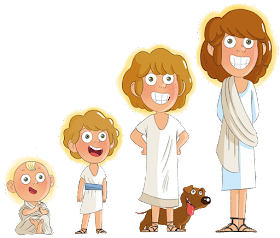 Infancia de Jesús, cuatrienio infancia misionera