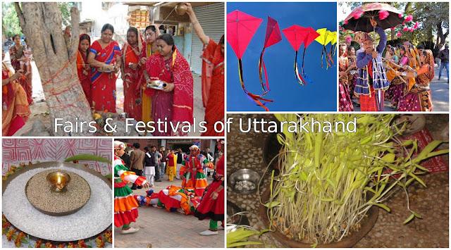 Fairs & Festivals of Uttarakhand