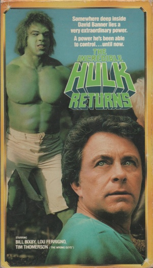The Gentlemen's Blog to Midnite Cinema: The Incredible Hulk Returns