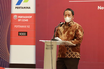 Tingkatkan Produktifitas Pertanian, Gubernur Arinal Djunaidi Siapkan 300 Outlet Pertashop