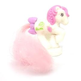 MLP White Comb Pony Year 8 Ponytail Ponies Petite Pony