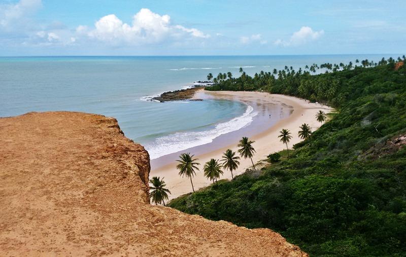 Praia de Coqueirinho João Pessoa