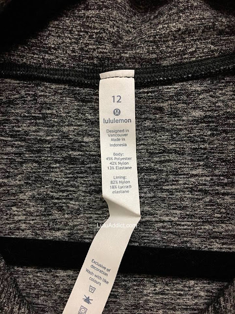 lululemon stride-jacket tag