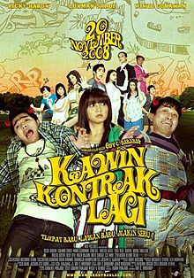 Download Film Kawin Kontrak Lagi (2008) WEB-DL Full Movie